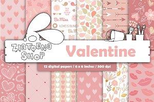 Valentine Paper pack