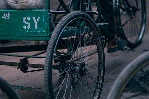Rickshaw Rotation