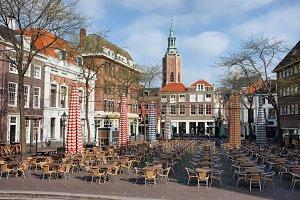Grote Markt in The Hague