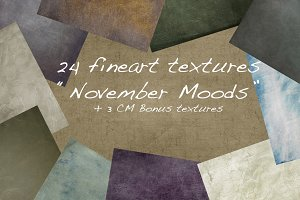 November Moods/24+(3 extra) textures