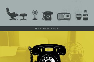 Mad Men Pack