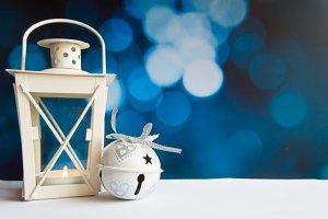 Christmas holidays mockup