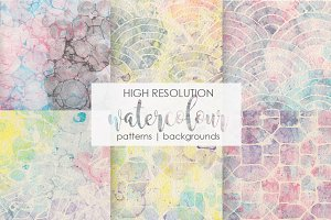 Watercolour Pattern