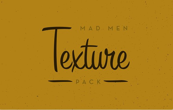 Mad Men Textures Pack