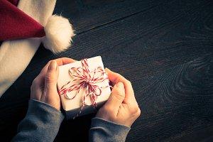 Gift for Christmas.