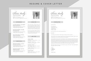 OLIVIA Resume & Cover Letter