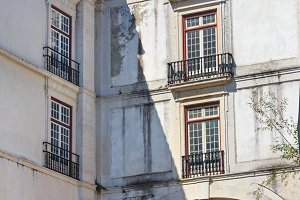 Lisbon city view, Portugal.