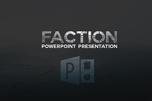 FACTION Powerpoint Presentation