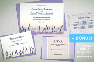 """Provence"" Wedding Set (standart)"