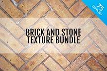 Brick and Stone Textures Bundle