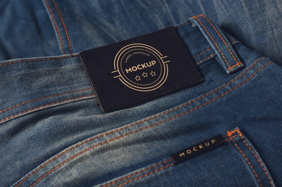 55 Free Jeans Shirt Mockup Cdr Psd