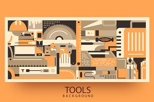 Materials and tools for building