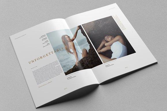 Photography Portfolio ~ Brochure Templates ~ Creative Market