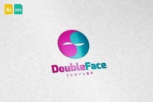 DoubleFace Logo