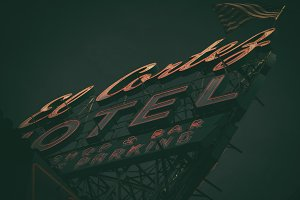 Vintage Las Vegas Sign