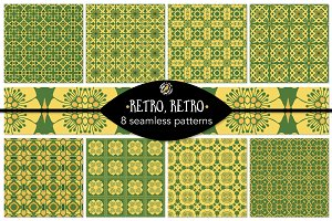 Set 26 - 8 Seamless Patterns