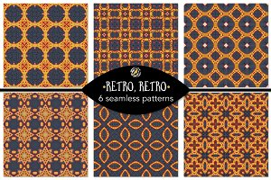 Set 27 - 6 Seamless Patterns