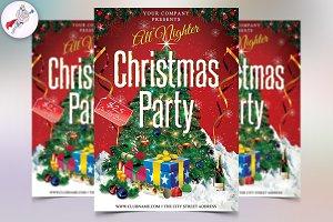 Christmas Flyer v1