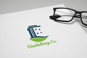 Building Co. Logo Template