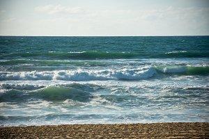 Arcachon coast, France
