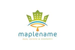 Maple Town Logo