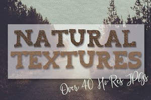 Natural Textures Bundle