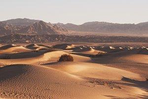 *SALE* Mars Desert Sand Dunes