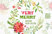 Very Merry. Holiday Collection