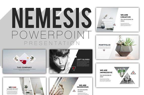 nemesis powerpoint presentation presentation templates creative