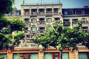 Luxury Boutique Historic Hotel