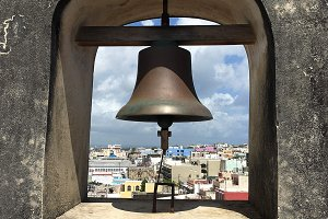 Tower Church Bell City View