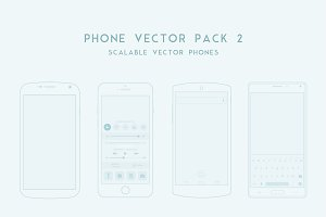 Phone Vector Pack 2