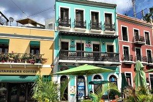 Puerto Rico City Buildings