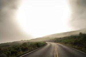 Hawaiian Mountain Top