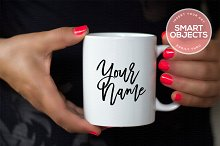 Coffee Mug Mockup #3