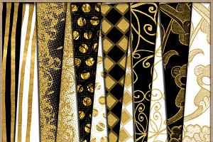 Golden Paper Collection - Paper 1