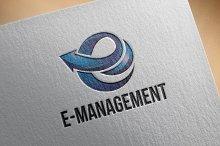 E - Business Management 3D Style