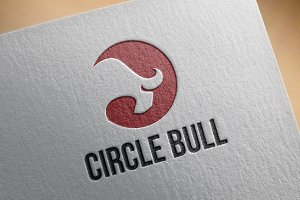 Matador Circle Bull Buffalo Horn