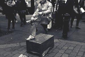 London Street Actor