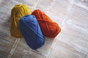 Fall and Winter Yarn - Bundle