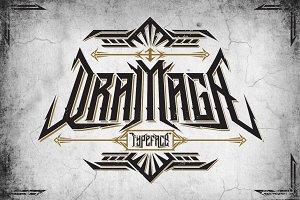 Dramaga Typeface + Extras