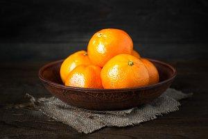 Mandarines