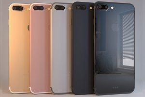 Apple iPhone 7 Plus All Color