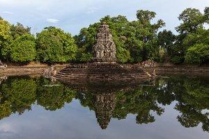 Angkor Historical Park, Cambodia
