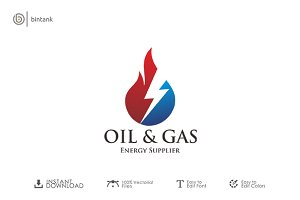 Oil & Gas Logo