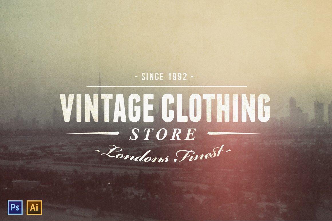 Vintage Logo Insignia Collection