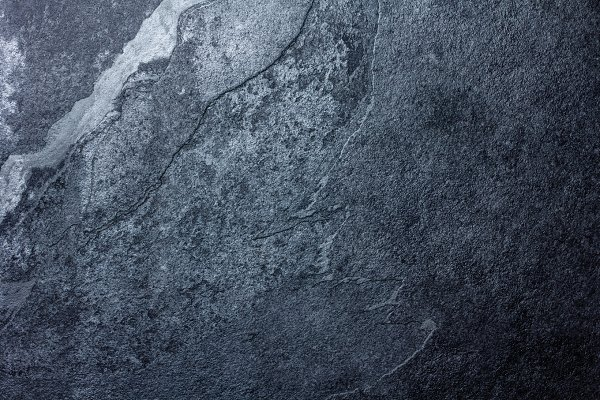 Black stone slate background textur…