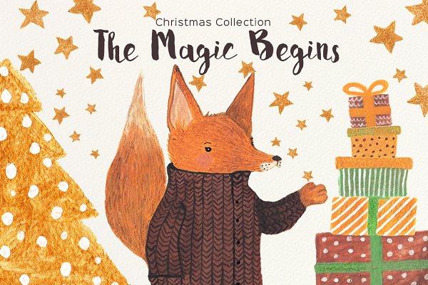 The Magic Begins - Xmas Collection