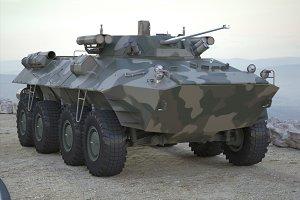 Armoured Transporter BTR 90