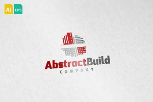 Abstract Build Logo